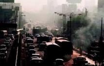 L'air qui nous entoure provoque le cancer, affirme l'OMS