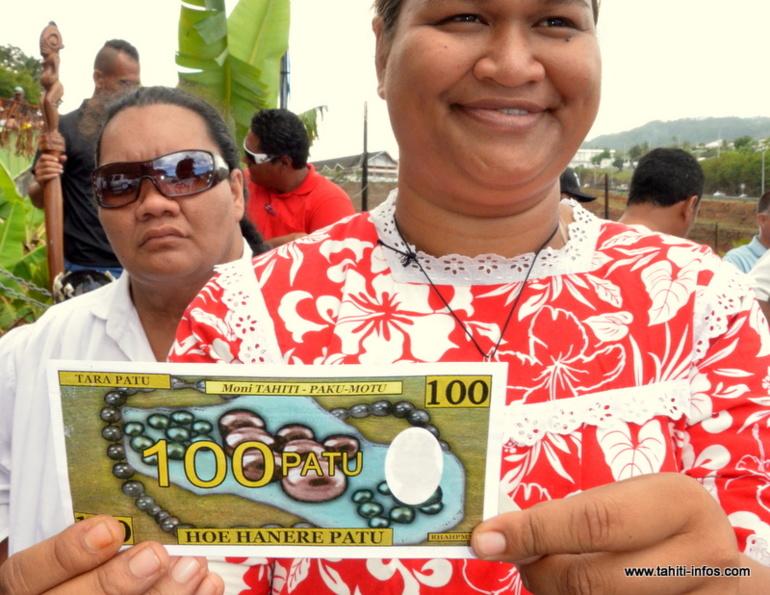 """Les Pakumotu annoncent l'édition d'un milliard de """"Patu"""""""
