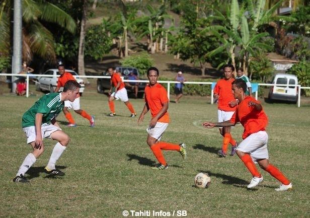 Foot : les Tiki Toa à L'AS Pirae gagnent leur premier match 4 à 0 contre Vairao, boostés par Marama Vahirua le nouveau capitaine