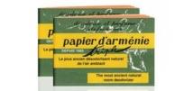Papier d'Arménie, laissez parler la p'tite fumée