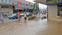 Alerte aux inondations à Fidji