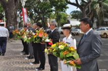 TAHITI:  Commémoration du 30ème anniversaire de l'attentat du Drakkar  5984428-8921999