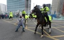 Angleterre - Un an de prison pour un supporteur qui avait frappé un cheval