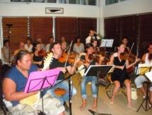 Concerts Vivaldi au ukulele : une première!
