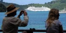 Quai de Port-Vila : la course aux croisiéristes commence à faire tâche