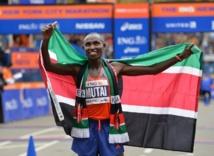 Marathon de New York: doublé kényan avec Mutai et Jeptoo