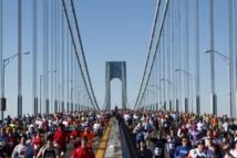 Le Tahitien Georges Richmond 2ème de sa catégorie au Marathon de New-York