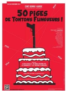 """Nantes, berceau de """"Lulu la Nantaise"""", fête les 50 ans des """"Tontons flingueurs"""""""