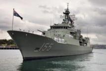Enquête sur des bizutages sexuels dans la Marine australienne