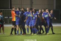 Coupe de France de football : Dragon perd 1 à 0 face à Belfort