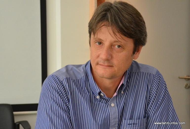 Eric Zabouraeff, nouveau Tavana Hau des îles Australes