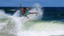 Le jeune surfeur de 25 ans, Chris Boyd victime du squale