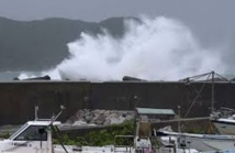 Fukushima: les typhons contribuent à disséminer la radioactivité