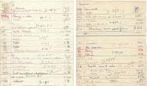 GB: des bulletins scolaires du mauvais élève Lennon aux enchères