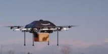 Amazon dévoile un projet de mini-drones pour des livraisons en 30 minutes
