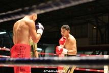 Boxe pro – Trois combats, trois victoires pour Tahiti