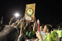 Rugby - Faa'a ravit le bouclier de Champion à Pirae : la fête du rugby tient cette fois ci toutes ses promesses