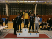 Taekwondo: Teddy Teng décroche l'or au championnat de la région Rhône-Alpes