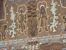 Tollé après la destruction d'objets traditionnels au Parlement papou