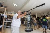 N-Calédonie: le Haut-commissaire inquiet de la flambée des ventes d'armes