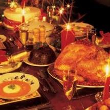 Les repas de fêtes pas forcément mauvais pour la santé