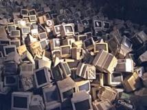 Informatique/télécoms : 300.000 tonnes de e-déchets en moins avec de nouvelles normes