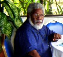 Le francophone Patrick Crowby (ici en mai 2008), est décédé vendredi au centre hospitalier Gaston Bourret (Nouvelle-Calédonie), où il avait été évacué d'urgence en début de semaine.