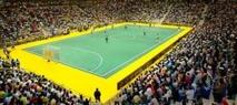 L'explosion du foot en salle, un filon pour les ex-joueurs en Colombie