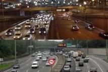 Le 10 janvier, la vitesse baissera de 10 km/h sur le périphérique parisien