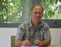 Le docteur Henri-Pierre Mallet du Bureau de veille sanitaire.