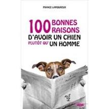 """Un livre clin d'oeil d'une fan des bêtes: """"un chien plutôt qu'un homme !"""""""