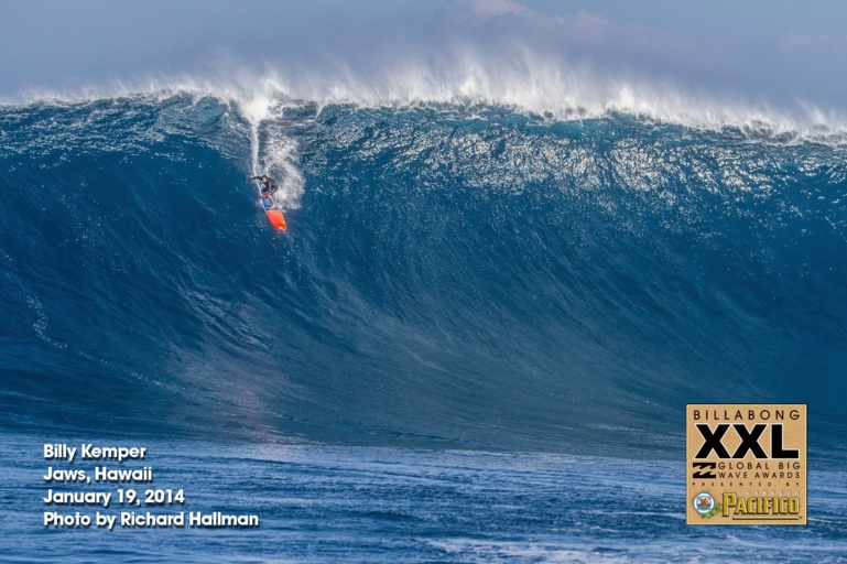 Surf de gros : la houle de la décennie attendue à Hawaii ce mercredi