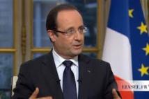 François Hollande confirme une visite en Nouvelle-Calédonie pour novembre 2014