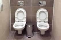 Deux toilettes font le buzz