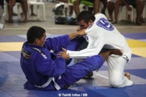 Brazilian Jiu Jitsu - 77 concurrents pour la 2ème journée du championnat !