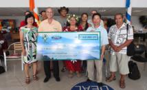 Soutien à la conservation et à l'environnement : les lauréats vont réhabiliter un site archéologique de Moorea