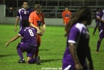 Football : Dragon, le champion 2012, sort de la spirale de la défaite en battant Manu Ura 1 à 0