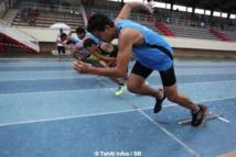 Athlétisme - Vainui Neagle et Teura Tupaia, deux jeunes plein de promesses