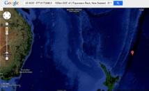 Séisme de magnitude 6,5 au Nord de la Nouvelle-Zélande