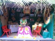 Te ui tama no Ragnivavae au Salon du Tourisme de Tahiti