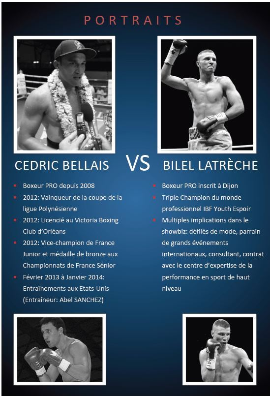 Boxe pro – Cédric Bellais à la conquête de la ceinture de champion de France ce 8 février à Fautaua