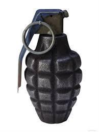 Il ramène une grenade à la police, panique au commissariat