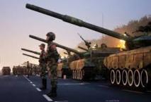 Les soldats chinois devenus trop grands pour des tanks conçus il y a 30 ans