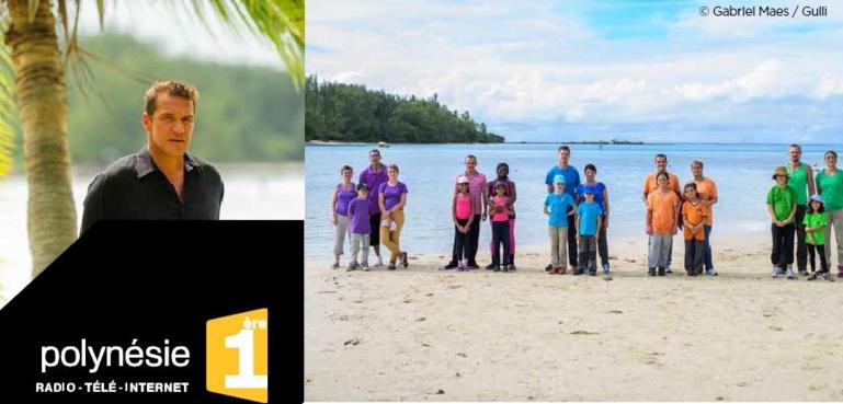 Tahiti Quest, un reality show familial sur Polynésie 1ère