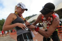 Marathon de Moorea – Georges Richmond et Sophie Gardon s'imposent à nouveau