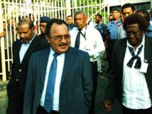 Remaniement en Papouasie-Nouvelle-Guinée : le ministre de l'énergie débarqué