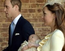 Le petit Prince George en Australie et Nouvelle Zélande avec ses parents