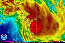 Le cyclone Lusi fait une première victime à Vanuatu