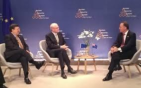 L'UE et la Nouvelle-Zélande veulent renforcer leurs liens