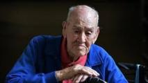 """A 100 ans, un survivant de la """"Grande évasion"""" n'a rien oublié"""